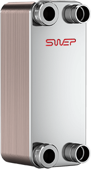 Schimbător de căldură SWEP B10T