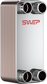 Schimbător de căldură SWEP B12