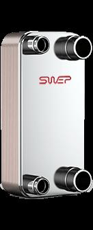 Schimbător de căldură SWEP B185