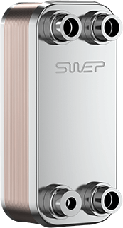 Schimbător de căldură SWEP B3
