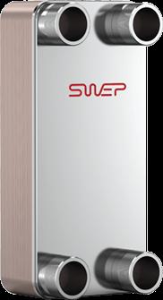 Schimbător de căldură SWEP B320HT