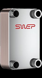 Schimbător de căldură SWEP B35TDW