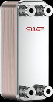 Schimbător de căldură SWEP B4