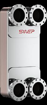 Schimbător de căldură SWEP B427