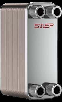 Schimbător de căldură SWEP B5AS