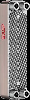 Schimbător de căldură SWEP BX8T