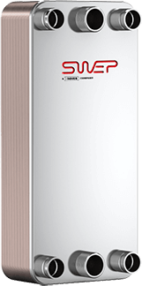 Schimbător de căldură SWEP DB400