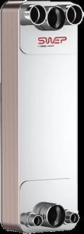 Schimbător de căldură SWEP DB500