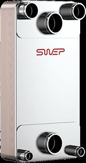 Schimbător de căldură SWEP DB650
