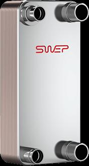 Schimbător de căldură SWEP F200T