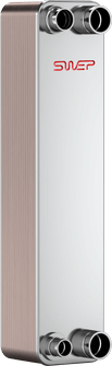 Schimbător de căldură SWEP F80AS